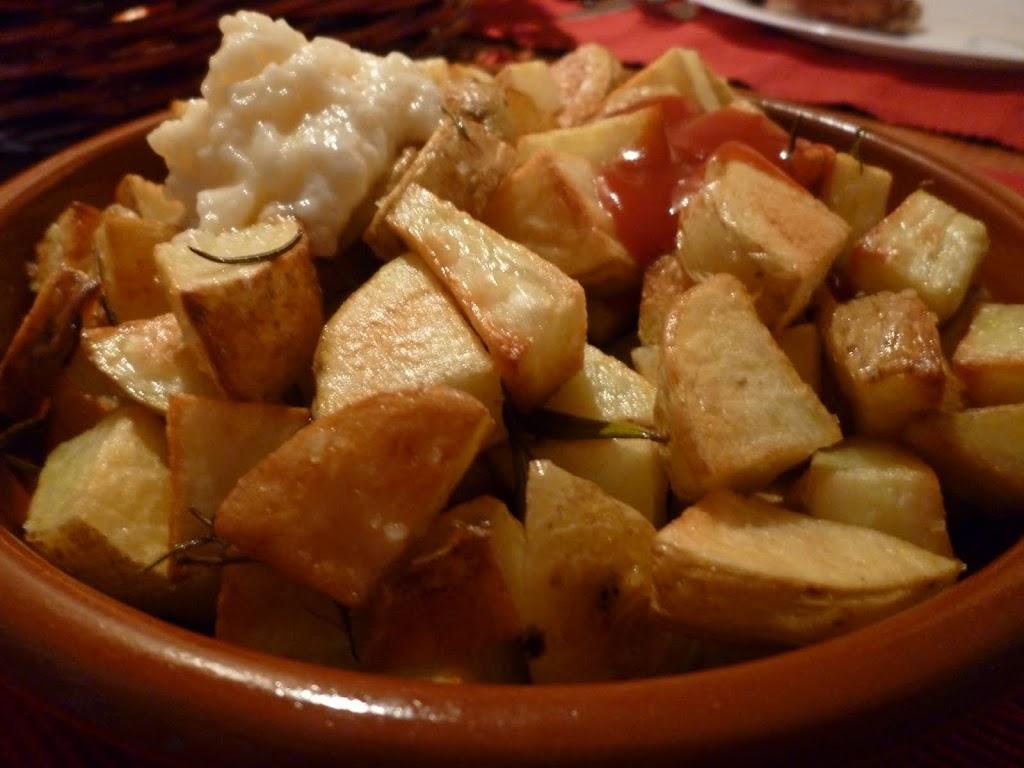 Life is bigger e le patatas bravas sono meglio al forno